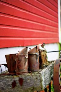 Vintage Smokers (photo by Kelly Vander Kley)